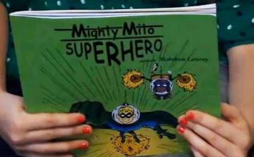 9 vjecarja shkruan liber t'i shpetoje jeten vellait